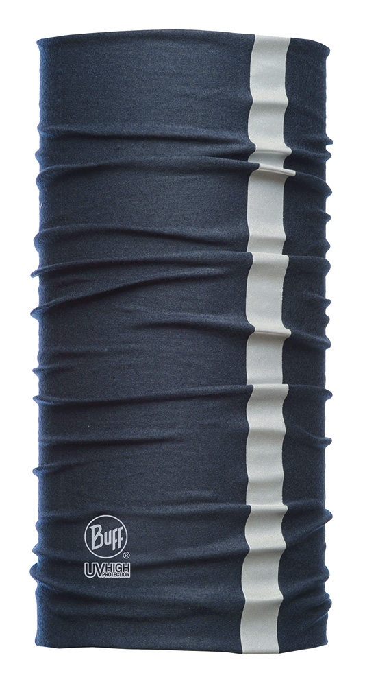 BUFF - DryCool Reflective NAVY - SUN PROTECTION · BUFF Halsedisse til industri og professionelle