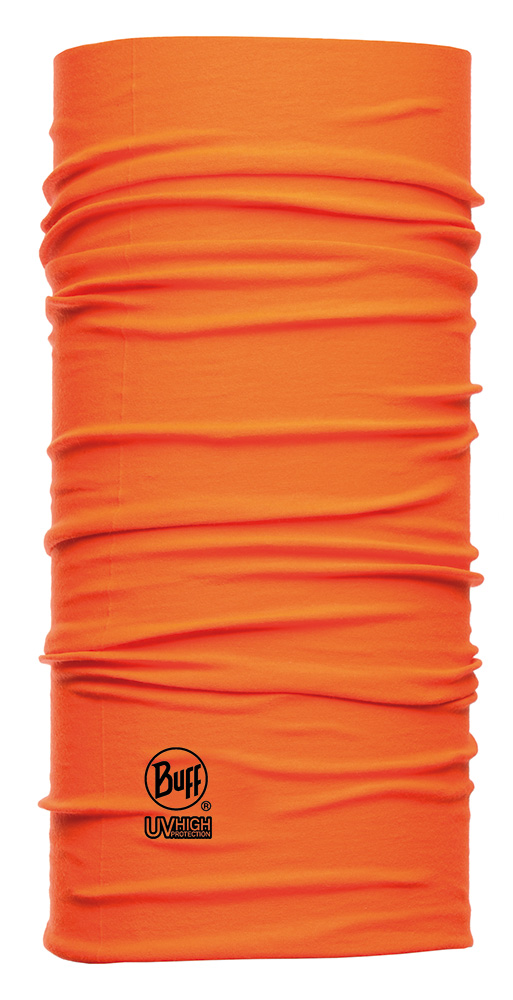 BUFF - DryCool Reflective Orange Fluor - SUN PROTECTION · BUFF Halsedisse til industri og professionelle