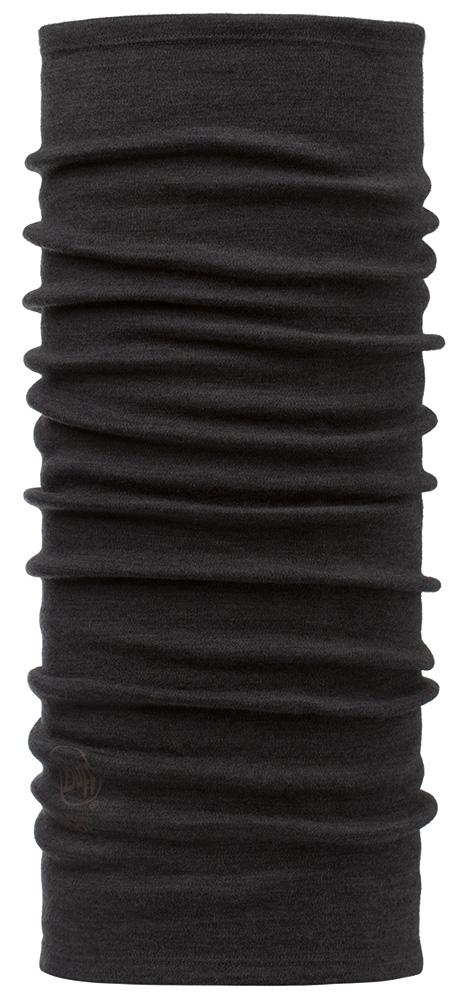 Merino Wool Thermal Halsedisse · BUFF · Til håndværkere · Black