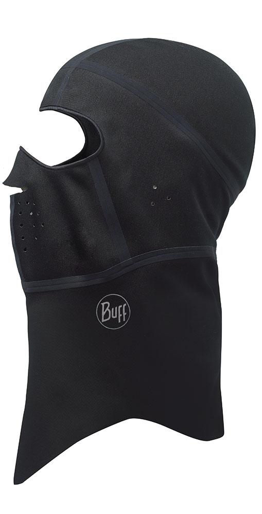 WindProof · BUFF Balaclava · Til håndværkere · Solid Black