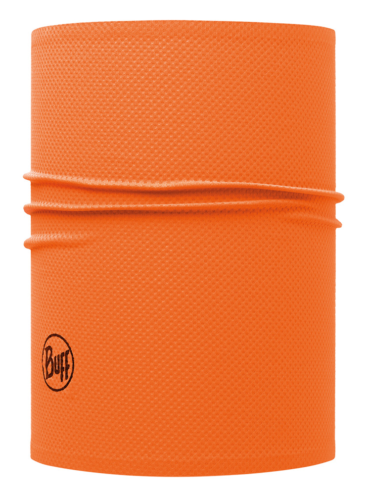 BUFF - SUN PROTECTION - Helmet liner · Solid Orange Fluor · BUFF Balaclava til industri og professionelle