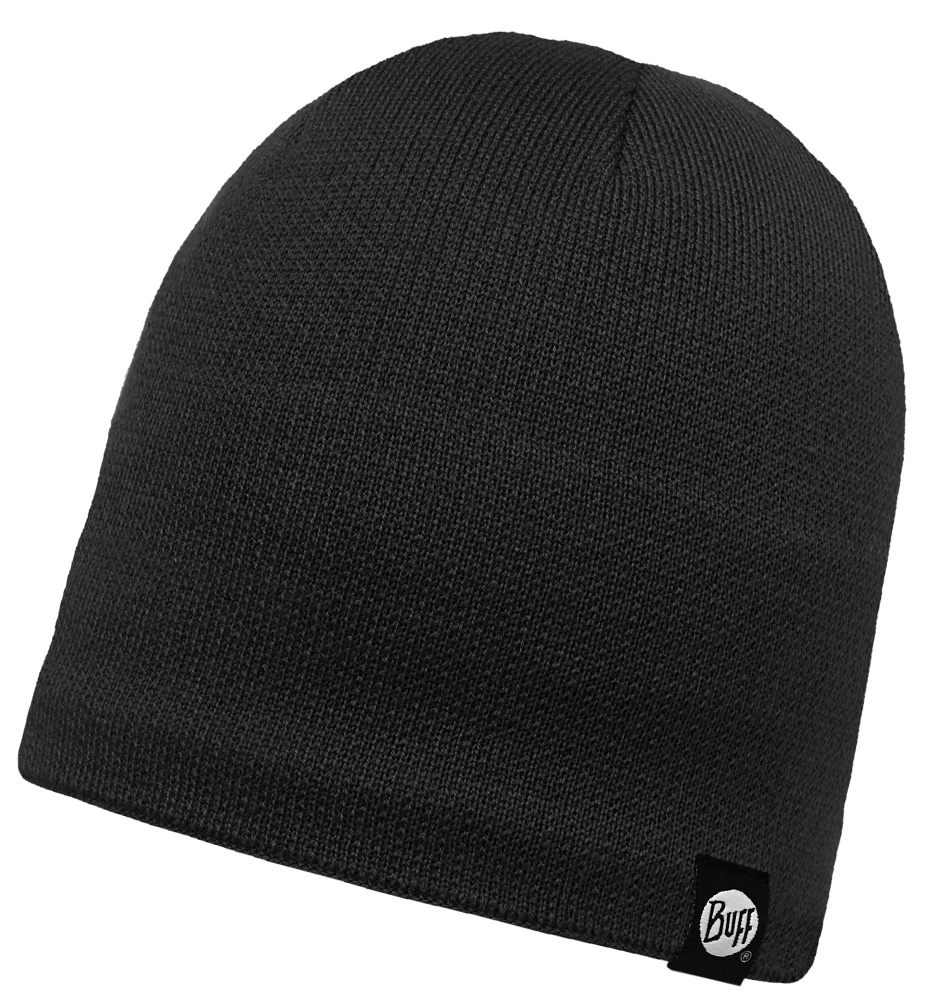 BUFF - COLD PROTECTION - Knitted and Polar hat · Solid Military · BUFF Hue til industri og professionelle