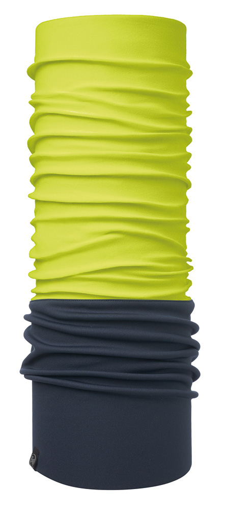 WindProof · BUFF Halsedisse · Til håndværkere · Solid Yellow Fluor