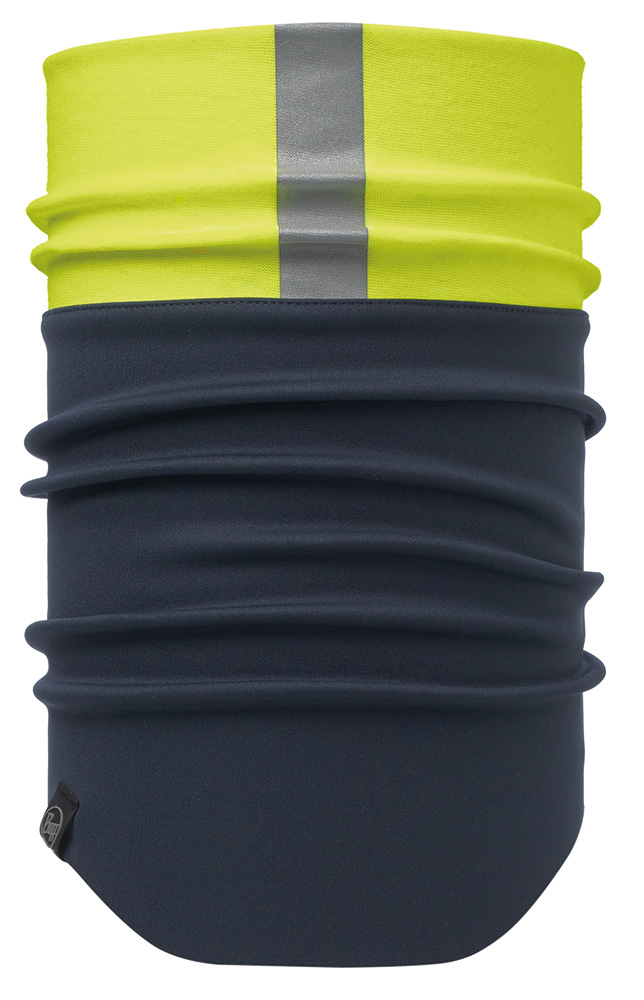 WindProof · BUFF Neckwarmer · Til håndværkere · R-Solid Yellow Fluor