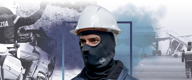 BUFF - DRY COOL - Cross Tech Balaclava - Halsedisse - Halsrør - halsbeklædning til industri og professionelle