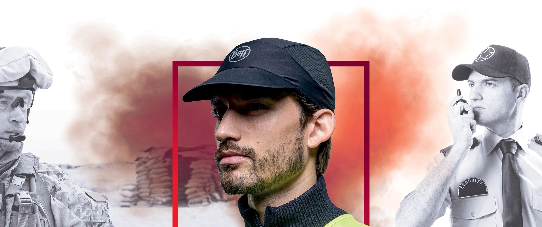 BUFF - Pack Cap - Hovedbeklædning - kasket - hat til industri og professionelle