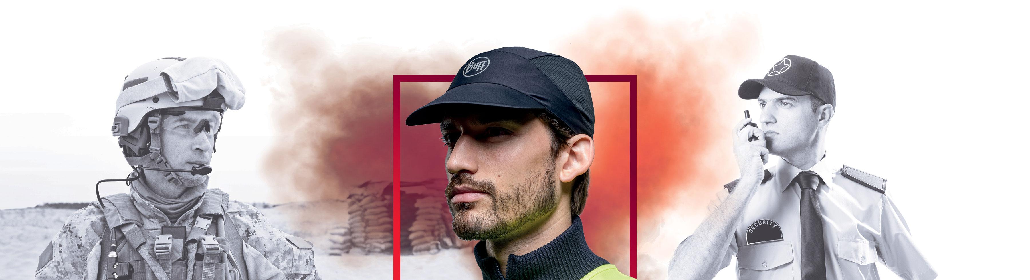 BUFF - Pack Cap - Hovedbeklædning - kasket - hat til industri og profesionelle