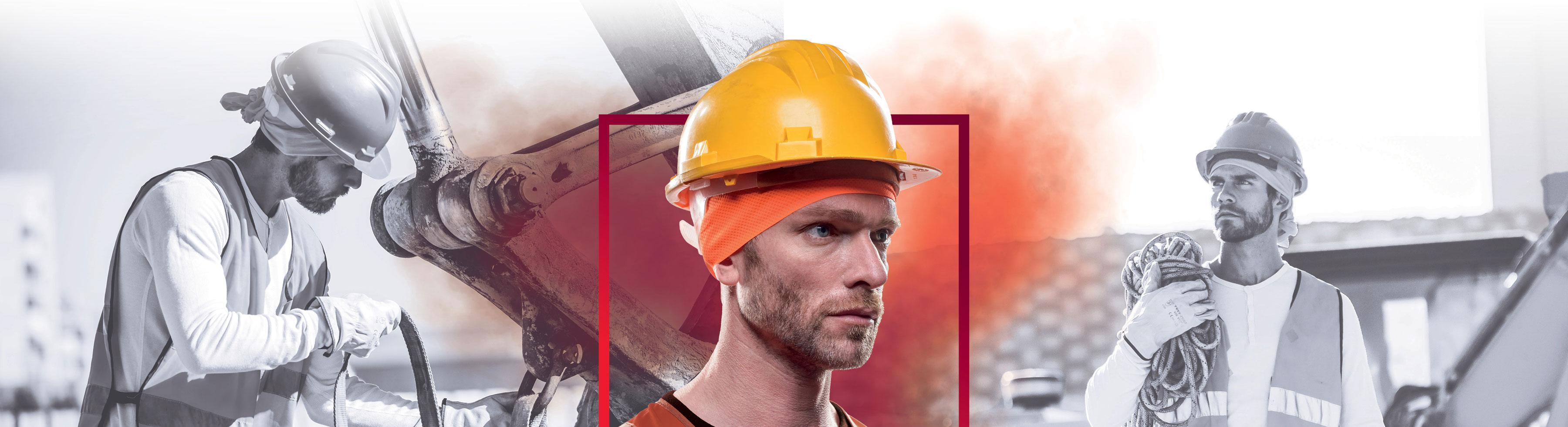 BUFF - Helmet Liner - Hovedbeklædning - kasket - hat til industri og professionelle