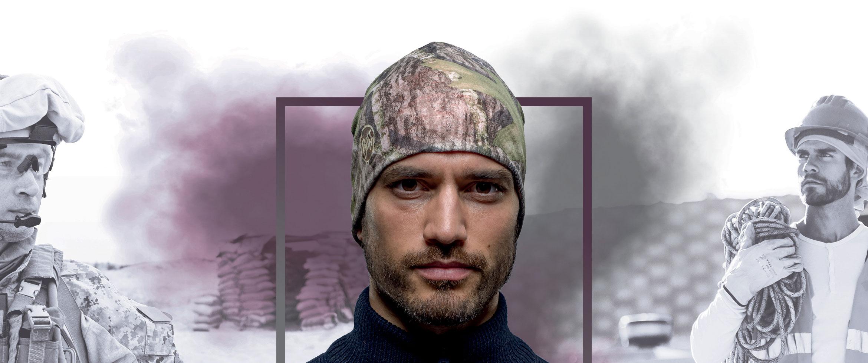 BUFF - Thermal Reversible Hat - Hovedbeklædning - kasket - hat til industri og professionelle