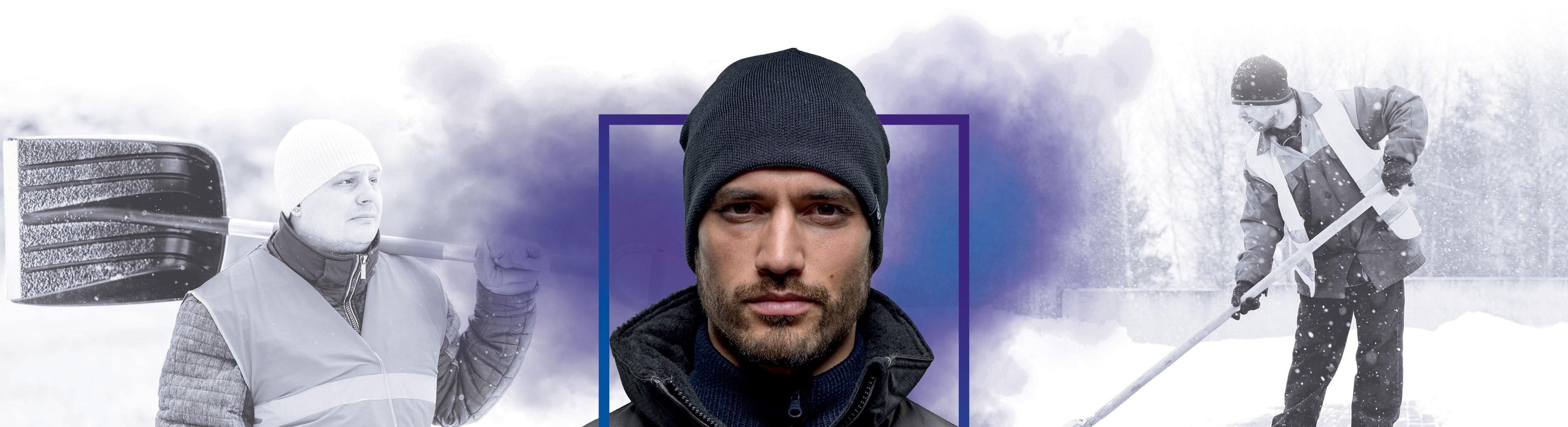 BUFF - Knitted and Polar hat - Hovedbeklædning - kasket - hat til industri og professionelle