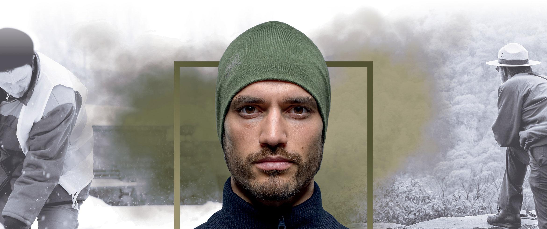 BUFF - Merino Wool Thermal Hat - Hovedbeklædning - kasket - hat til industri og professionelle
