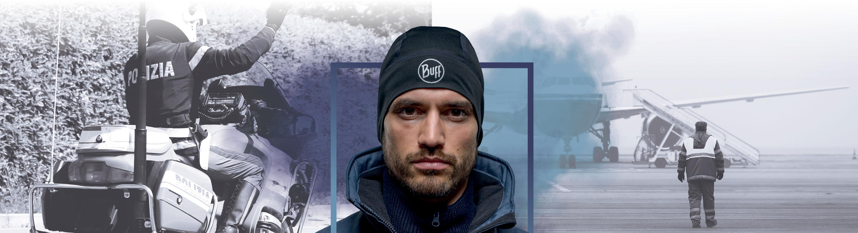 BUFF - Windproof Hat - Hovedbeklædning - kasket - hat til industri og professionelle