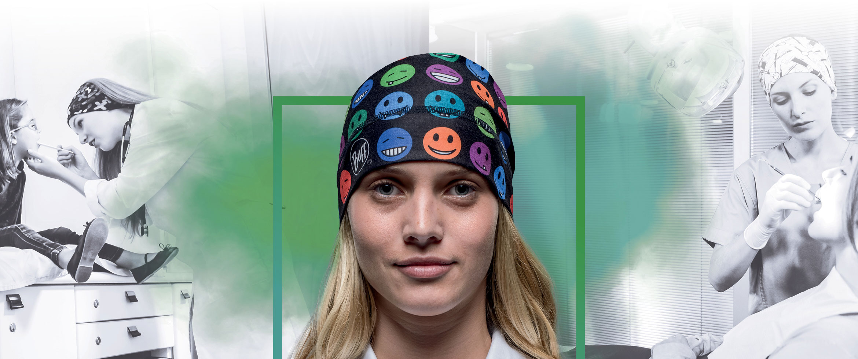 BUFF - DRY COOL - Hovedbeklædning - kasket - hat