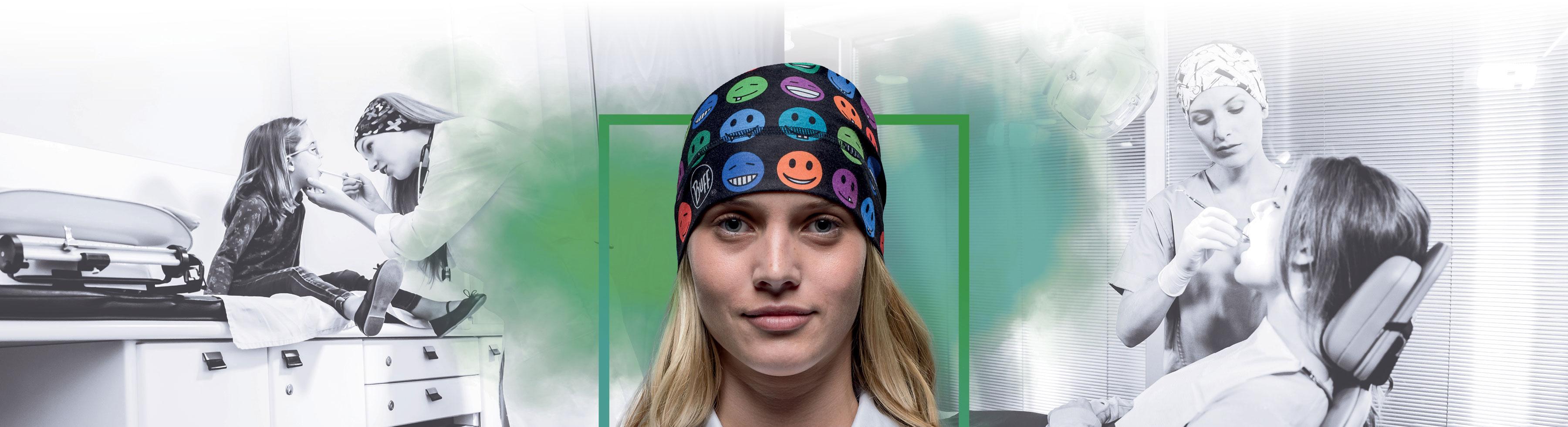 BUFF - Medical Hat Collection - Hovedbeklædning - kasket - hat