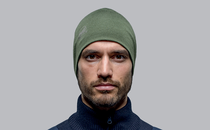 Merino Wool 1 Layer Hat - BUFF PRO  d76db47b1d2
